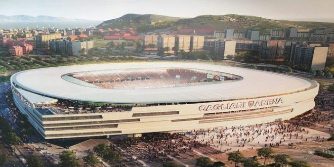 Cagliari Calcio-ICS verso la costruzione del nuovo stadio