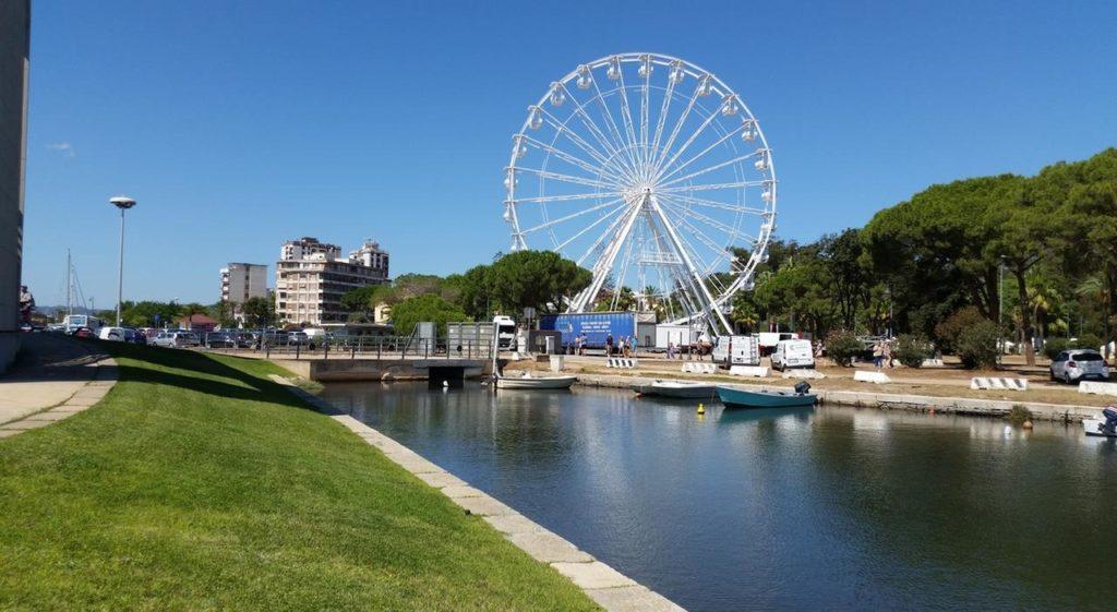 image 1 Ruota panoramica a Cagliari, l'inaugurazione avverrà il 1 agosto