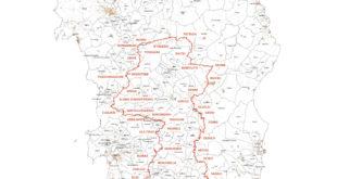 Itinerario Gianluca Medas