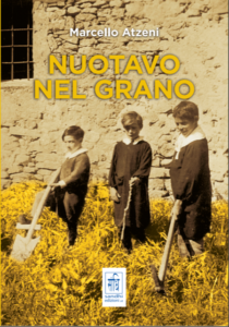 """marcello atzeni """"Nuotavo nel grano"""", il nuovo libro di Marcello Atzeni"""