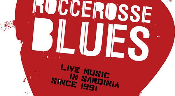 rocce rosse blues 2020 logo