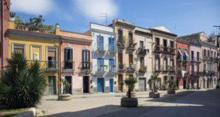 villanova quartiere di Cagliari
