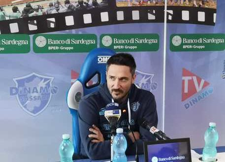 Basket, la Dinamo si giocherà la qualificazione di Supercoppa
