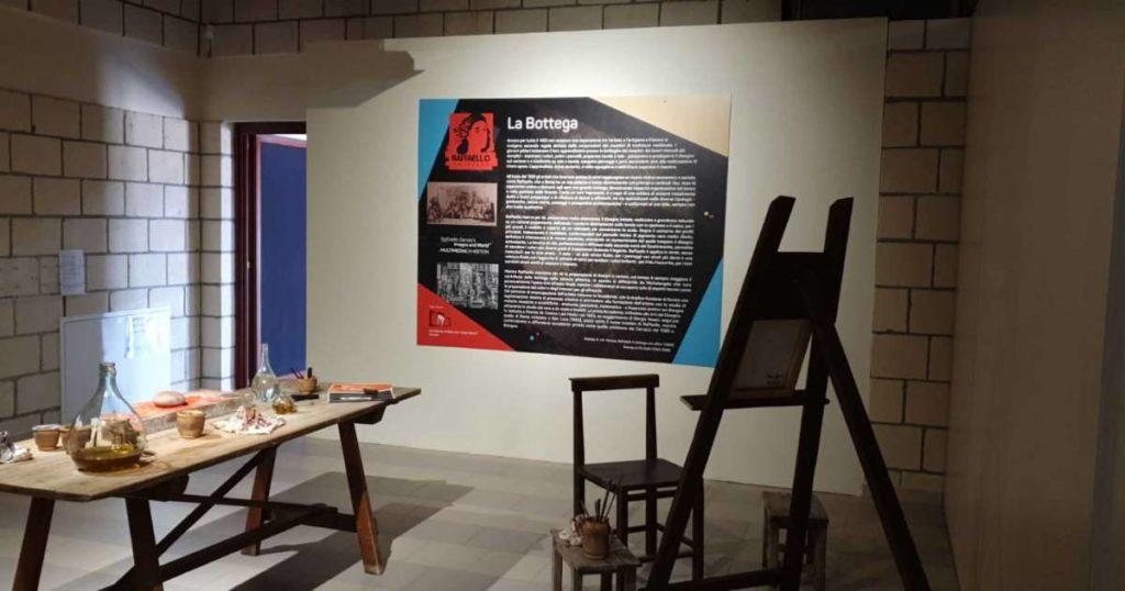 BB17MDab Barumini celebra Raffaello con una mostra multimediale