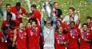 Bayern Monaco sul tetto d'Europa: i tedeschi battono il Psg e alzano la Champions League
