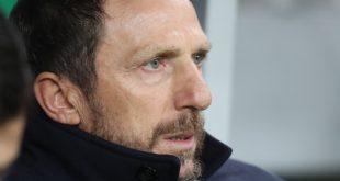 Di Francesco è il nuovo allenatore della squadra del Cagliari