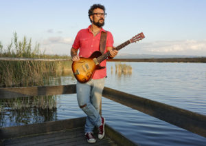 Francesco Piu 01 Narcao Blues: il festival spegne trenta candeline