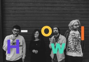 H owl Project Nuoro Jazz: domani i Butterfly Cluster e gli H-owl Project