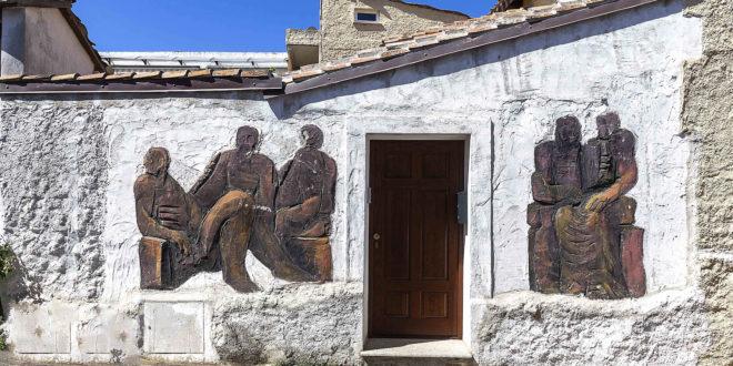 """MURI DI SARDEGNA Sabato 5 settembre a San Sperate la presentazione della guida """"Muri di Sardegna. Luoghi e opere della Street art"""""""