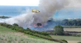 Video-spot incendi Sardegna