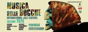 LOGO BOCCHE 20 Musica sulle Bocche:  16 agosto ad Alghero edizione 2020 del festival jazz