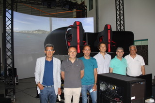 paolo fadda simulatore AC75