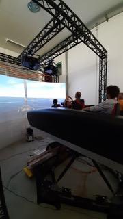 Simulatore1 1 Prada si affida all'Università di Cagliari per il suo simulatore AC75