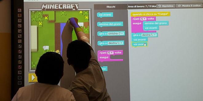 coding nella scuola