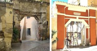 Restauro ex caserma San Carlo, protesta ambientalisti