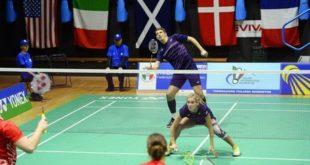 La nazionale di Badminton a Cagliari