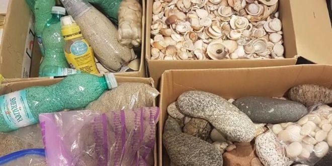 furti di sabbia