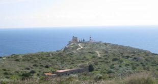 Escursione tra il Colle Sant'Elia e Calamosca al tramonto