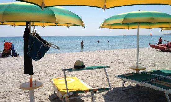 San Teodoro spiaggia