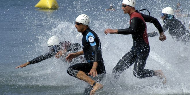 Triathlon: slitta al 2021 l'Ironman 70.3 Sardegna