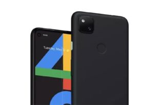 Smatphone Google Pixel 4a