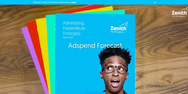 Raccolta pubblicitaria 2020, Advertising Expenditure Forecasts Zenith