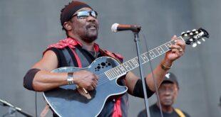 Musica reggae Toots Hibbert
