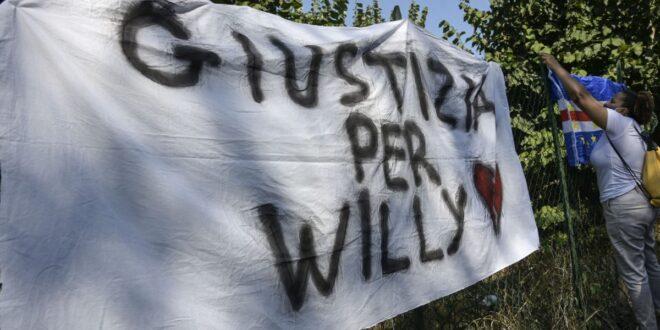 Willy Paliano Frosinone Willy funerali