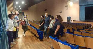 A Porto Torres rinasce il teatro dedicato ad Andrea Parodi