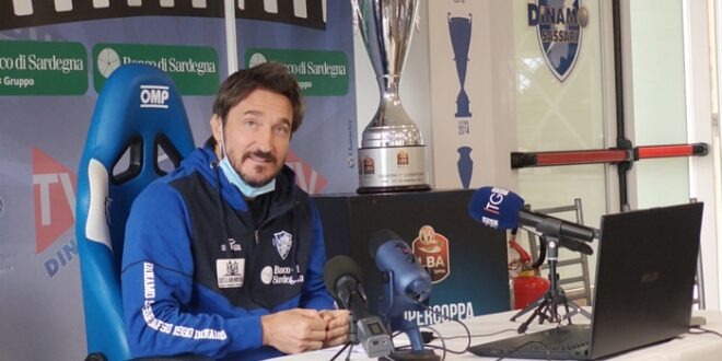 Pallacanestro: Dinamo ritoccata per la prima di campionato