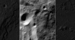 luna ossigenazione superficie