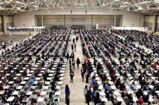 Università Sassari 691 aspiranti medici al test d'ingresso