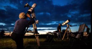 telescopio notturno