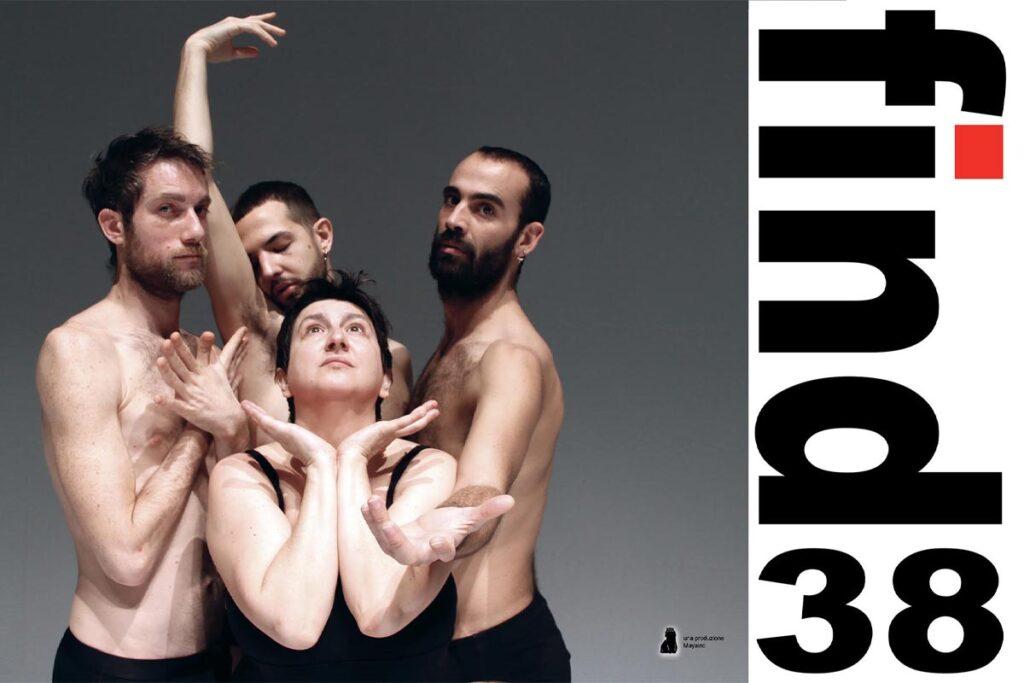 Danza d'autore al Teatro Massimo per il FIND 38
