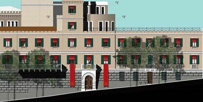 Cagliari Scala di Ferro Hotel