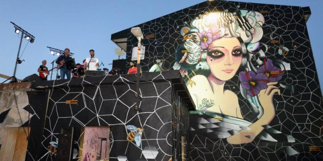 street art sardegna