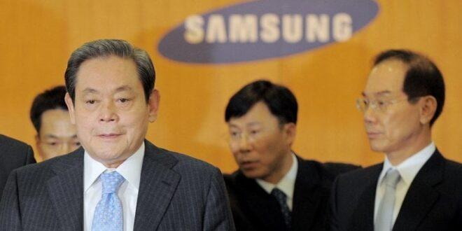 Addio a Lee Kun-hee: l'uomo che rese Samsung un colosso planetario