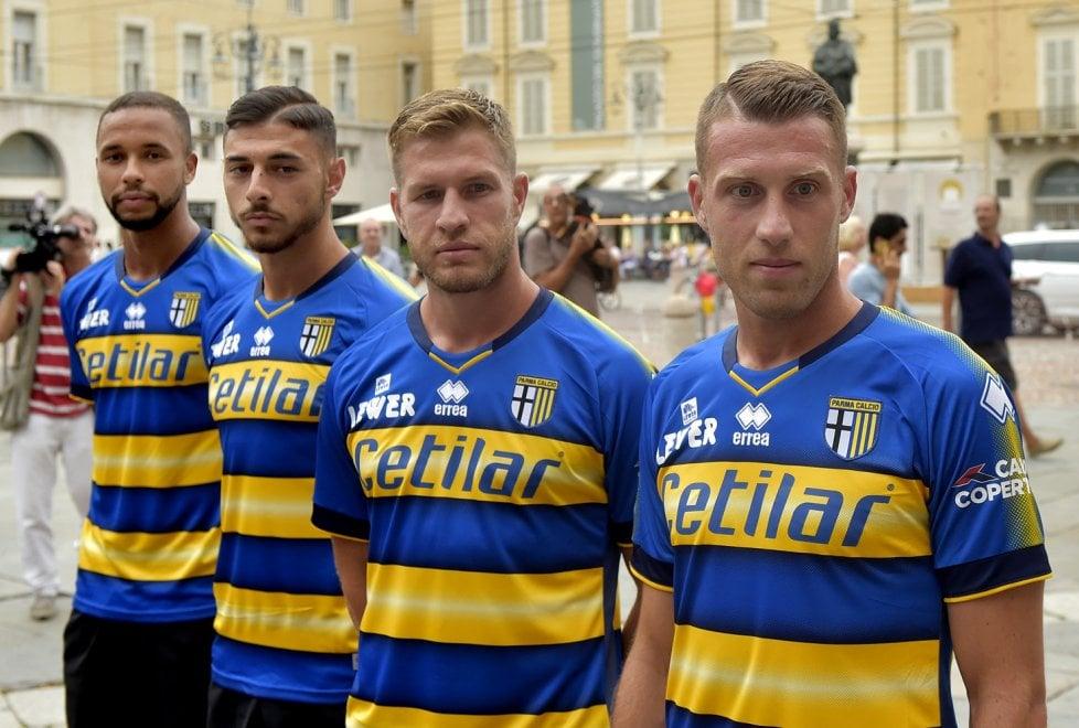 Parma coppe calcio squadra