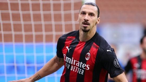Zlatan Ibrahimović Milan Calcio sport