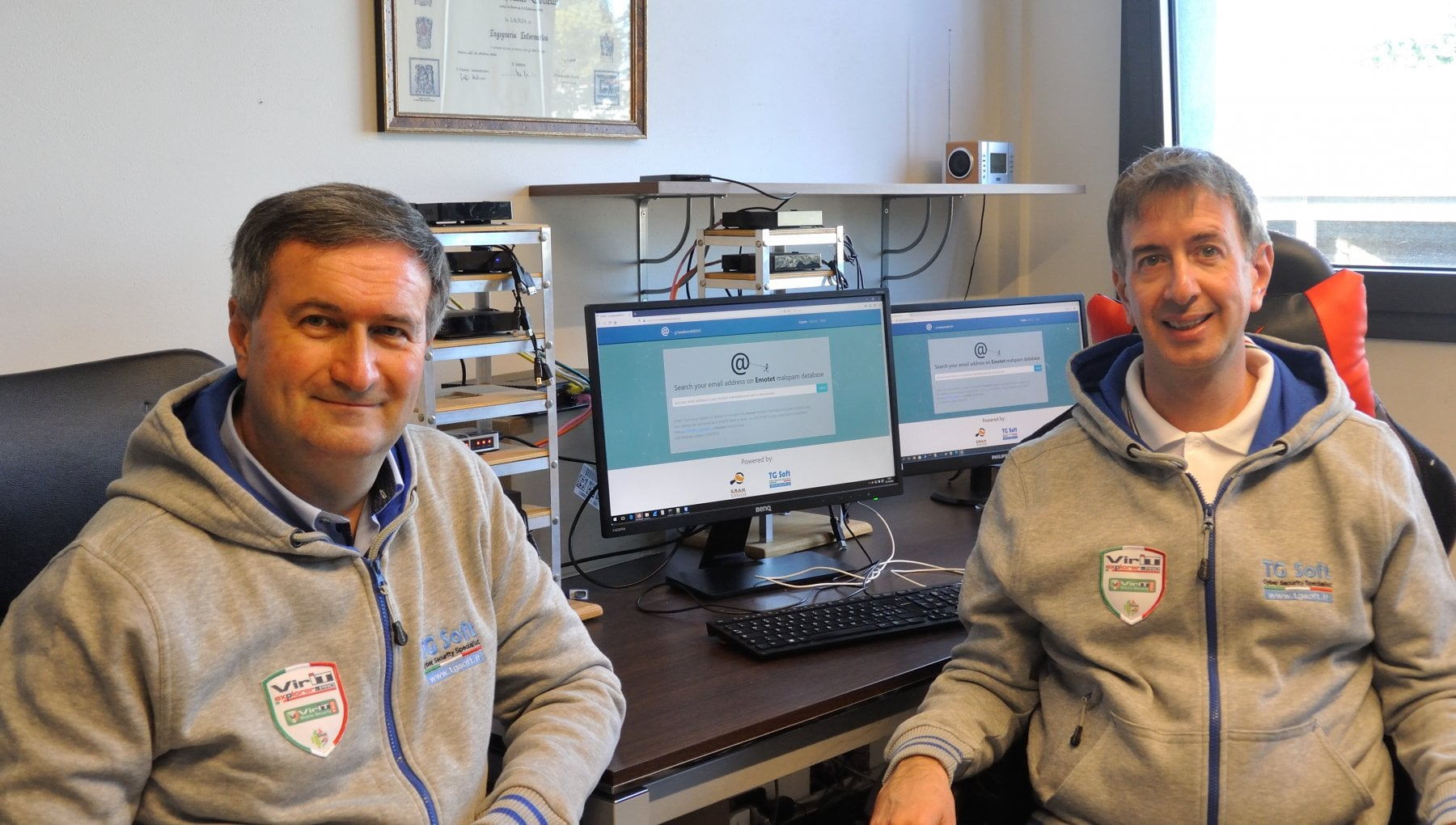 Gli artigiani informatici italiani che ci difendono dagli attacchi dei cybercriminali