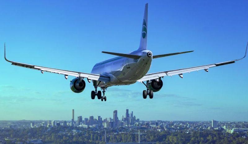 Passeggeri al -83% e traffico aereo ai livelli del 1995