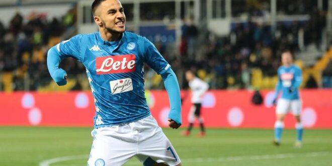 Calcio: Adam Ounas arriva dal Napoli al Cagliari