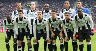 Colpo di tacco: quarta l'Udinese