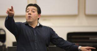 Fabrizio Ruggero a Bonaria dirige il concerto per Isola di Musica 2020