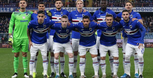 Colpo di Tacco: Sampdoria alla pari con l'Inter