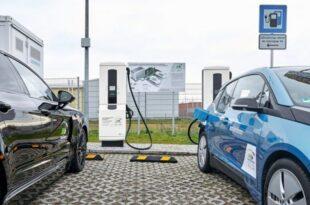Ricarica auto elettriche ultrarapida: prove di futuro sull'autostrada tedesca
