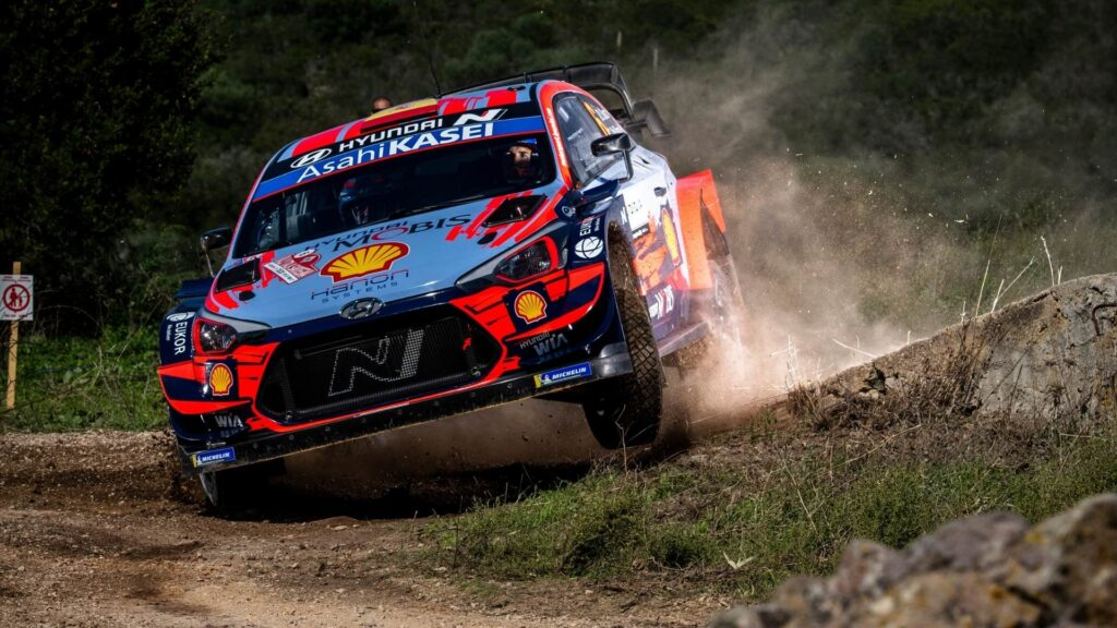 Dani Sordo sport rally team Rally Italia Sardegna