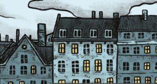 Il fumetto italiano viaggia nei Paesi Nordici