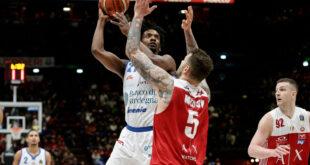 Covid: positivo giocatore basket Dinamo Sassari,test a tutti