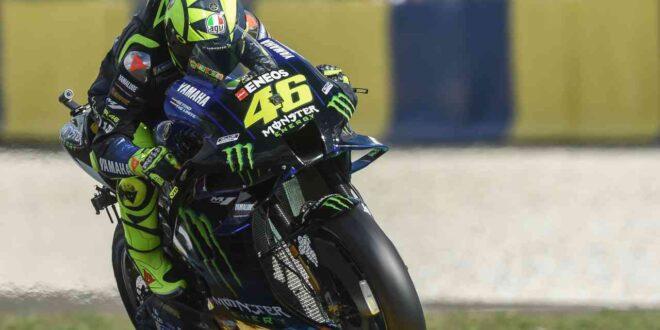 MotoGP: La Yamaha non sostituirà Valentino Rossi